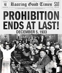 PROHIBITION TIDBITS