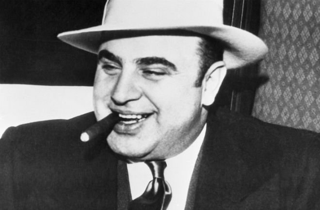 AL CAPONE'S DEATH ANNIVERSARY JAN 25TH