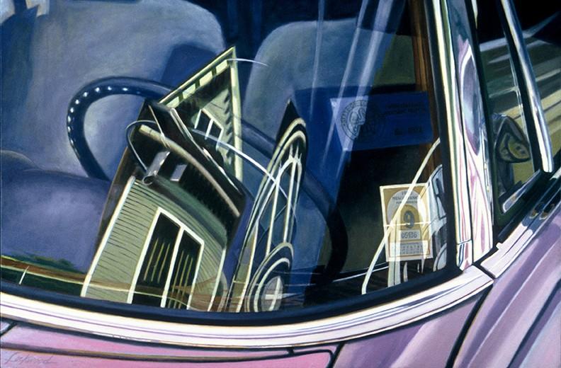 Exposition Avenue Mercedes