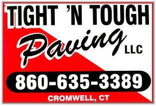 Tight N Tough Paving logo