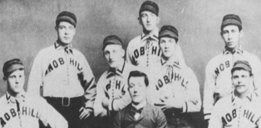 Nob Hill Baseball Team