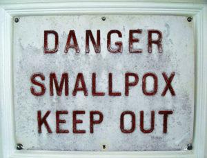 smallpox-warning-sign