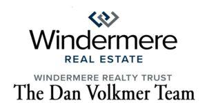 The Dan Volkmer Team Windermere Logo