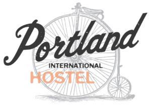 Portland International Hostel Logo