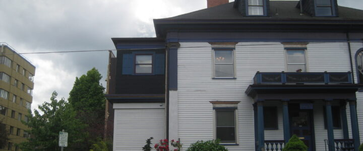 Fun Fact #7 Lost Flanders Street Home Found Thanks to Local History Detective Mike Ryerson
