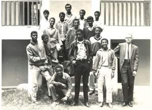 Class of 1967. 10th Grade English Class