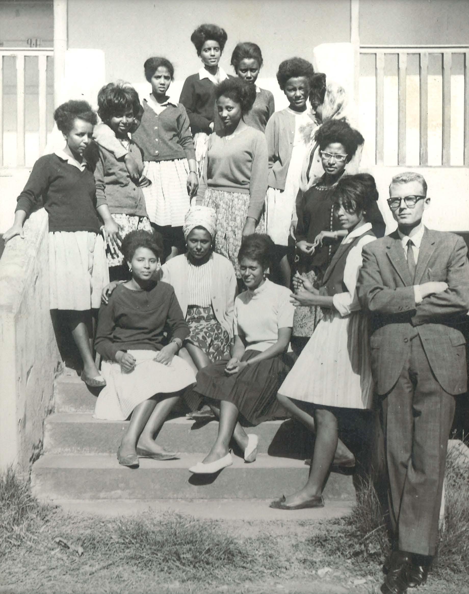Commerce Class of 1965. 11 Grade