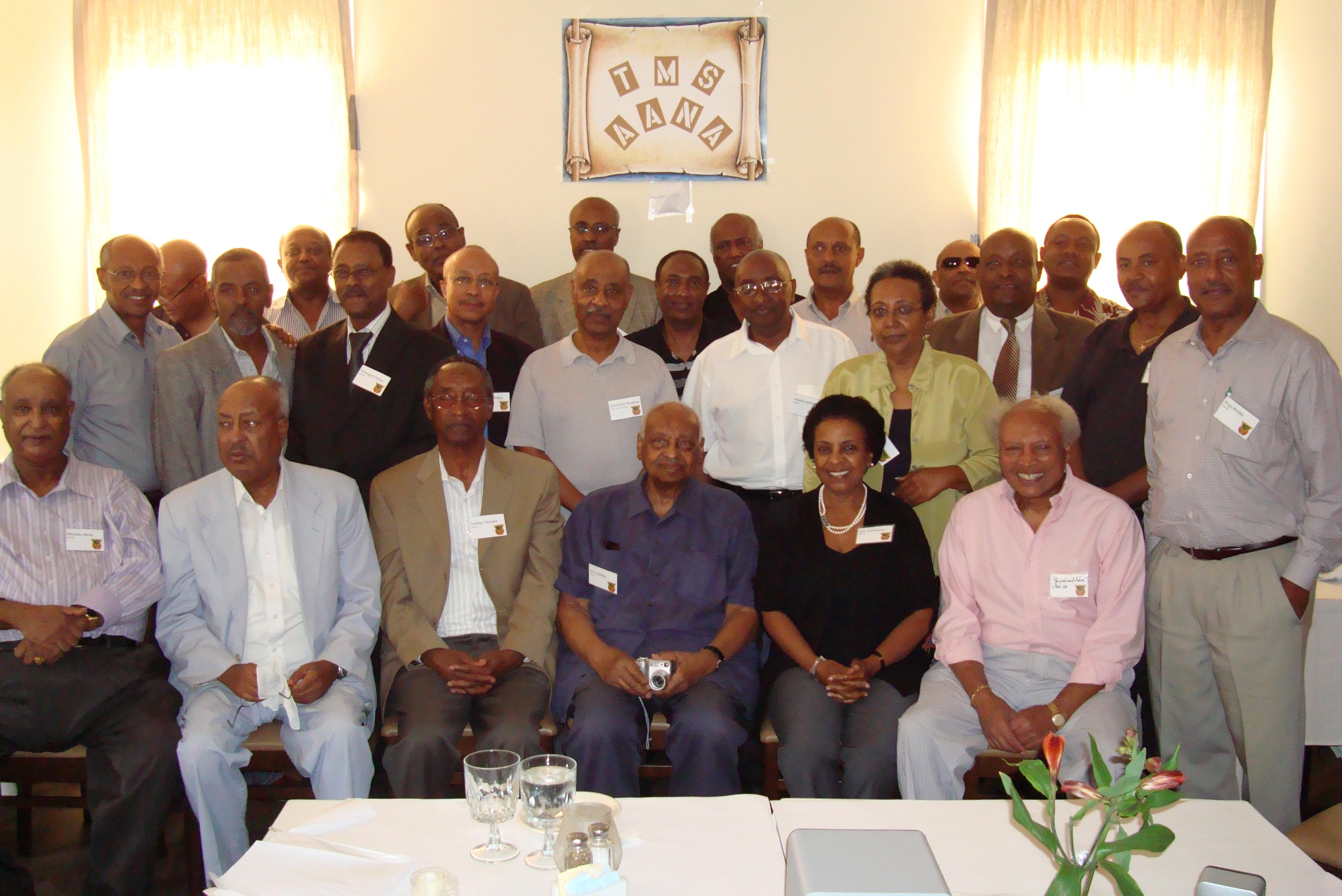 TMSAANA Formation Meeting 2011 DC