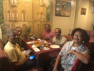 Bisrat Aklilu, Henock Gugsa, Tariku Belay, Zewdie Hailu, Delawit Aklilu