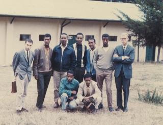 Calss of 1967. Current Affairs Club.