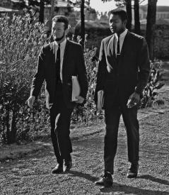Hoy Smith & Albert Bryant at TMS Circa 1965