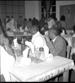 TMS Teachers' Dinner Party - Ato Sisay