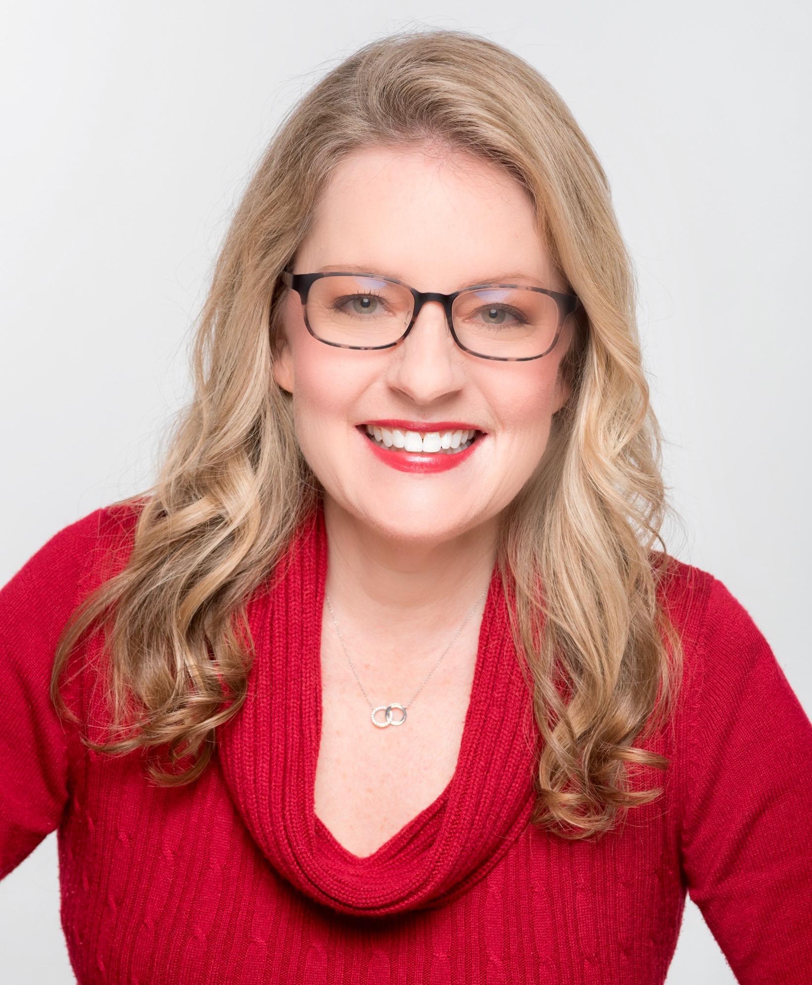 Elisa Red Glasses 5-29-20