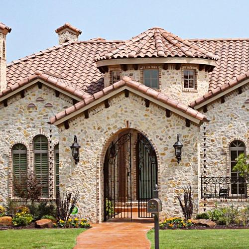 custom home builders   d'Lee Properties   Photo of Exterior