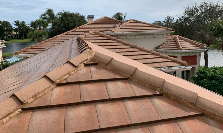 Mains Co Residential Roof After