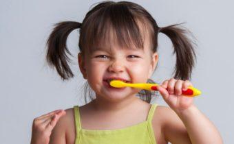 Aspen Dental Care Blog Child Brushing