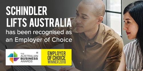 Schindler Lifts Australia