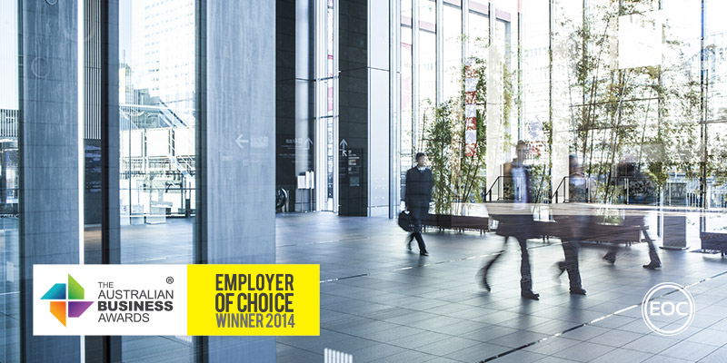 Employer of Choice 2014