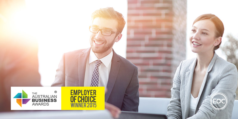 Employer of Choice 2015