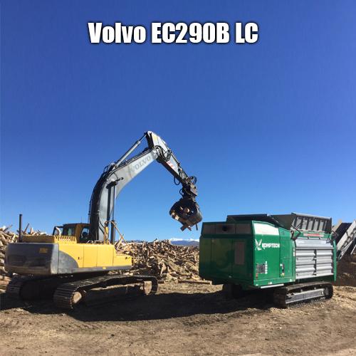 Colorado Springs Excavator Rentals & Attachments