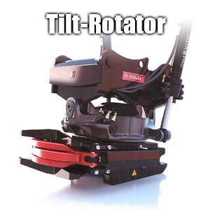 Tilt rotator