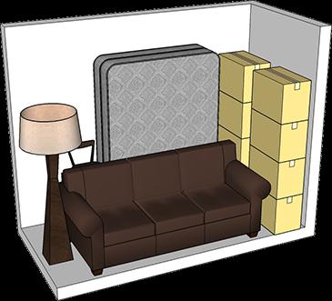Student Apartment Contents
