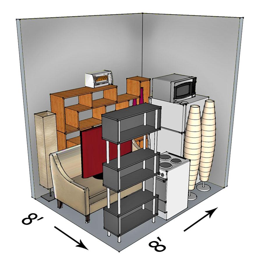 1-2 Bedroom Apartment