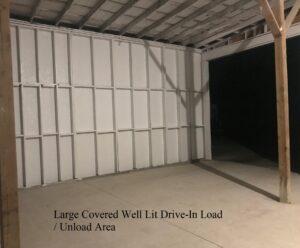 Indoor Storage Services 2