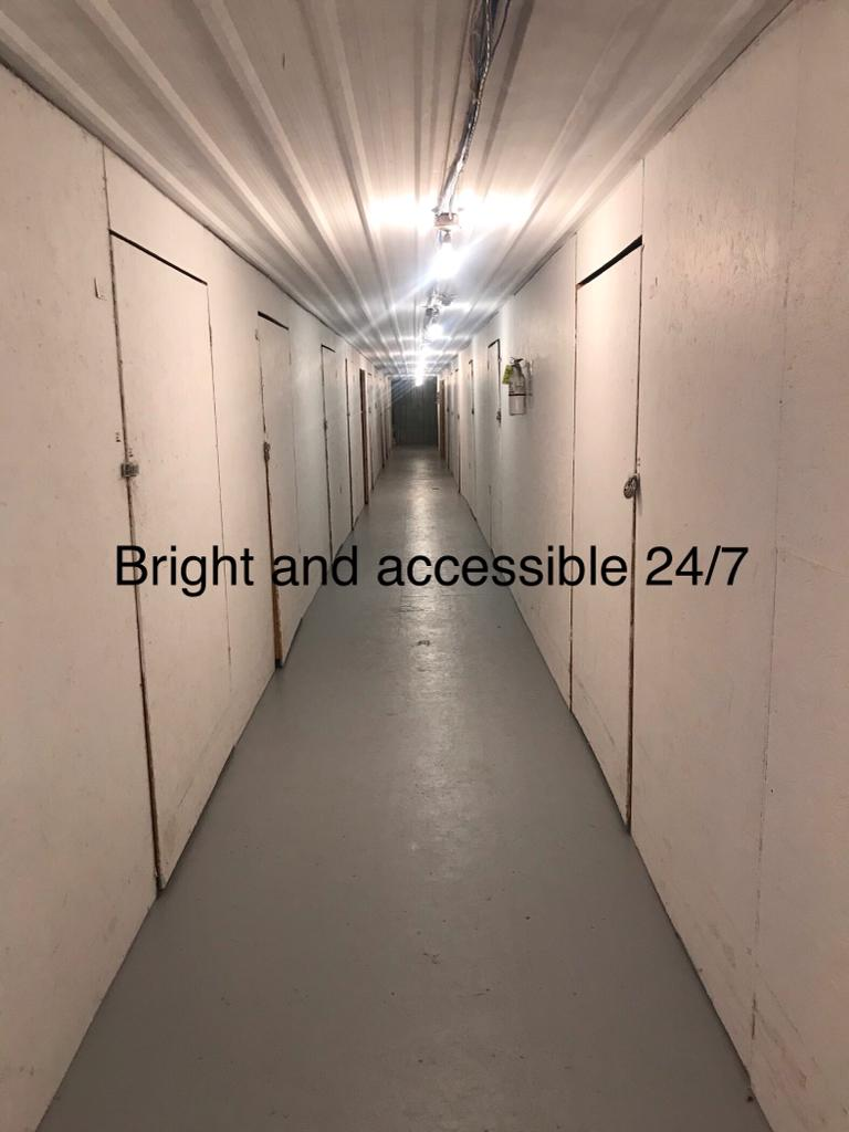 Bight and accessible 24/7