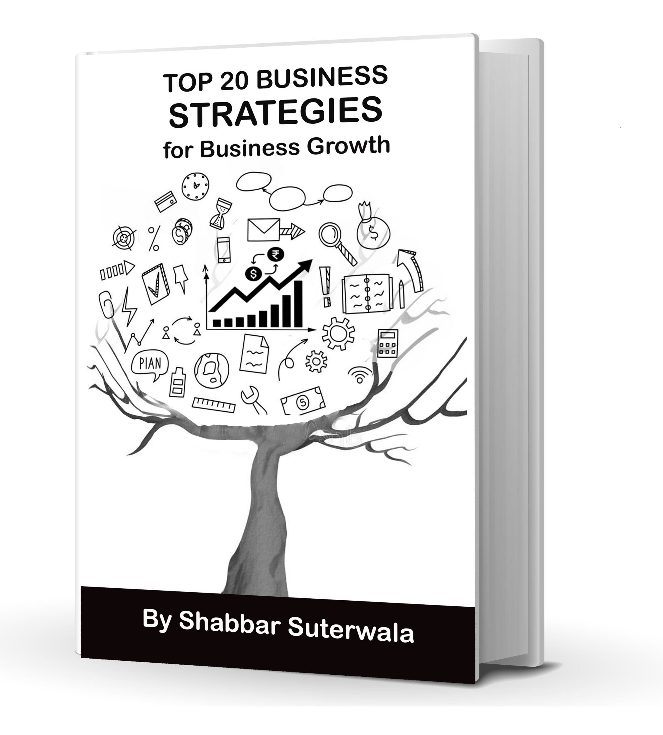 Top 20 Strategies for Business Growth eBook