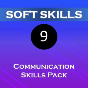 Pack 9 – Communication Skills