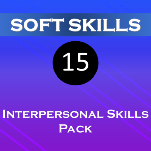 Pack15 – Interpersonal Skills