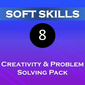 Pack 8 – Creativity & Problem Solving
