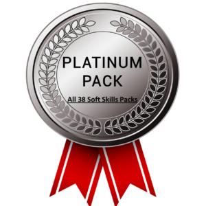 Platinum Pack – 38 Soft Skills Pack