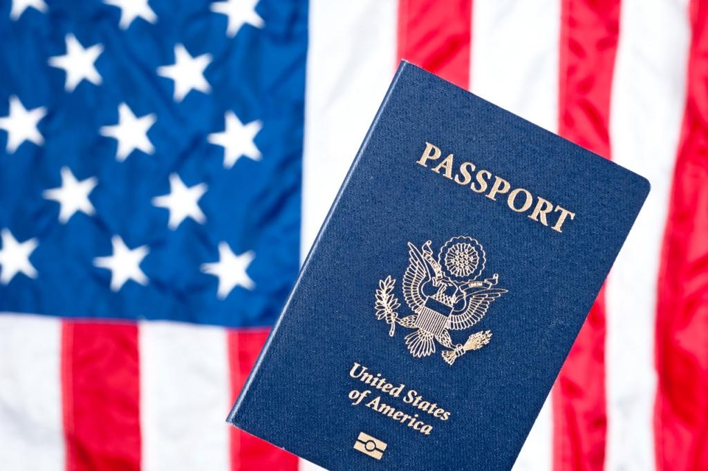 USA-Passport