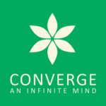 Converge - Logo - Stamp - DBG - Tagline