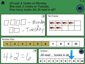 Math Word Problem App