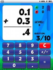 math facts app