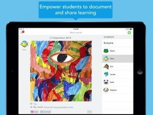 seesaw app empower students