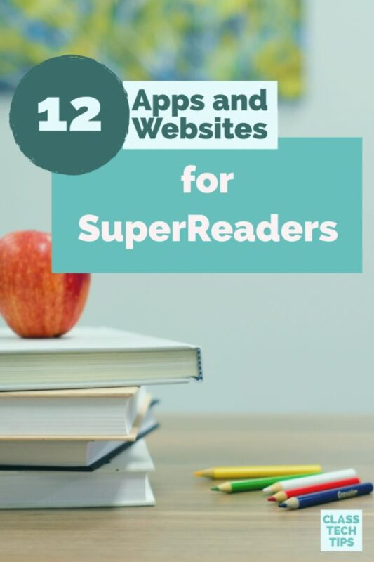 12 Apps and Websites for Super Readers
