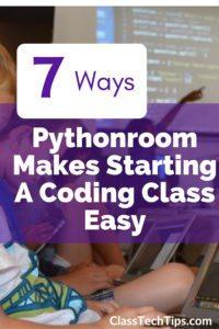 7 Ways Pythonroom Makes Starting A Coding Class Easy