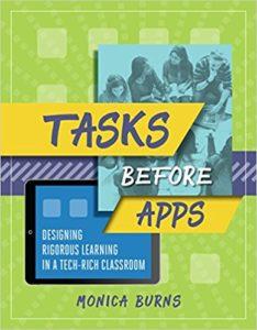 Tasks Before Apps cover