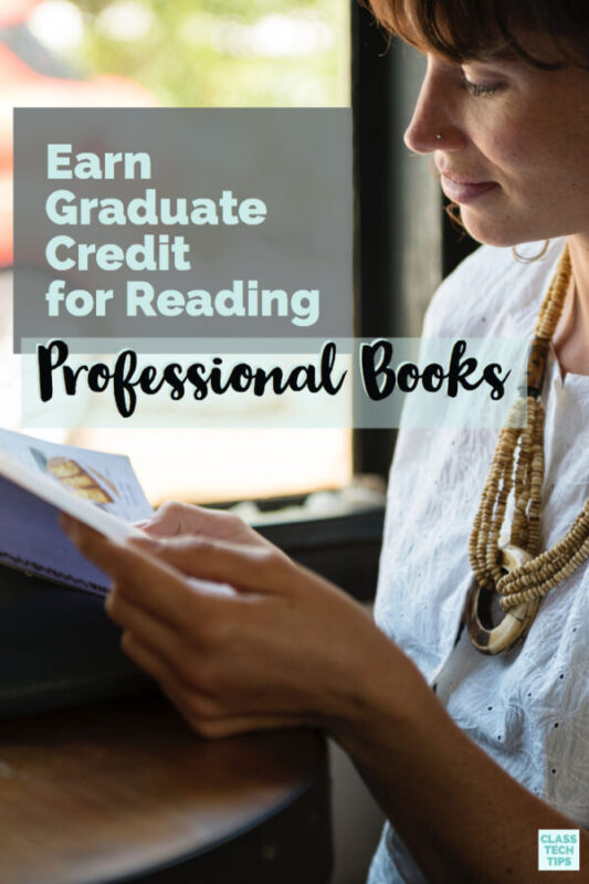Earn Graduate Credit for Reading Professional Books