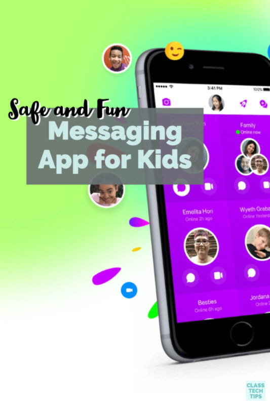 Messenger Kids is a messaging app for kids full of teachable moments that families can try out this summer and use throughout the school year!