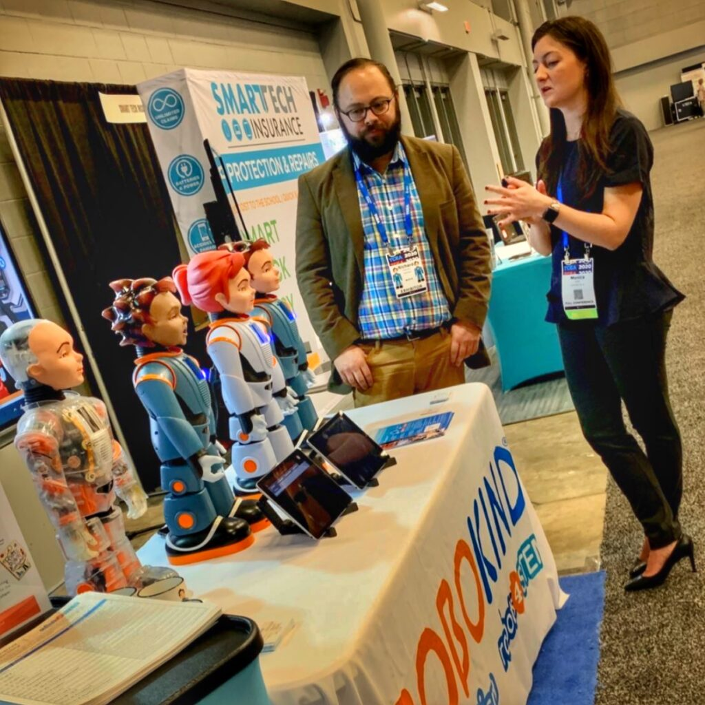 Learn how to bring interactive STEM education to your classroom with robots this year. There is a Chromebook-friendly options for kids!