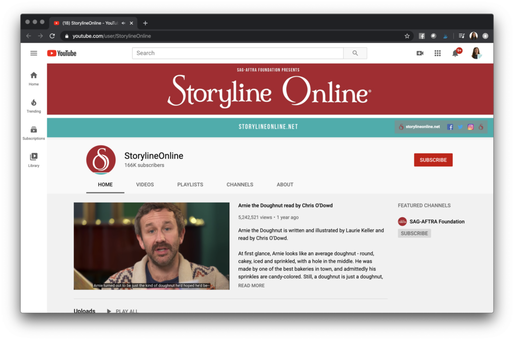 Learn about which YouTube Channels are perfect for using with your students. These selections give you access to free content for all subject areas.