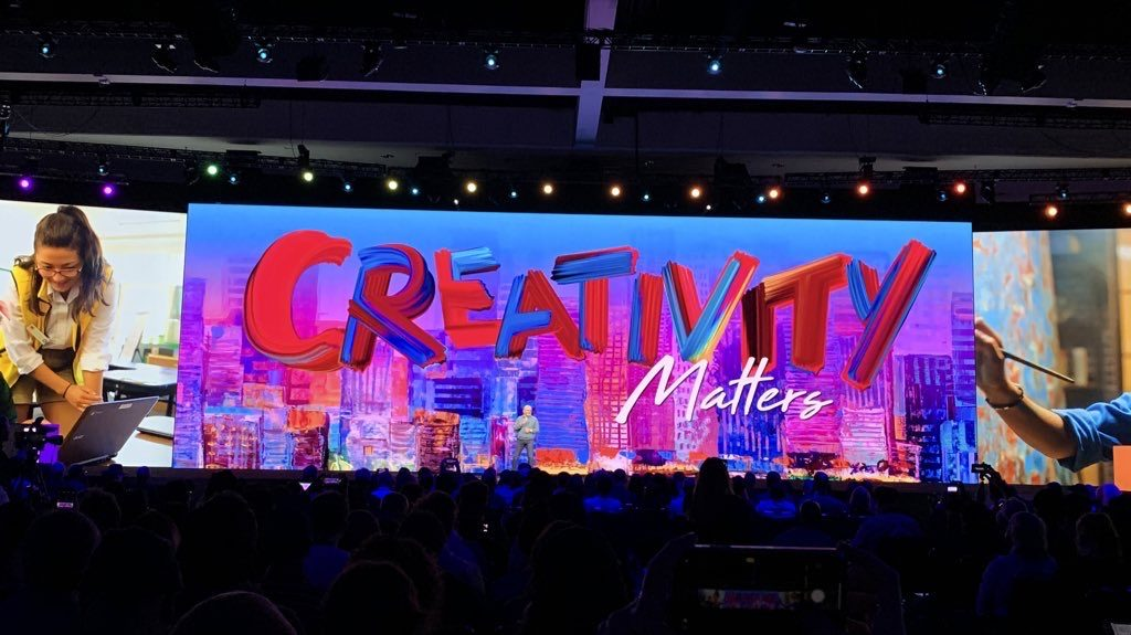 Creativity in education was front and center through multiple events during the Adobe MAX conference. Learn about new research and books on creativity.