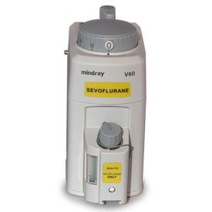 Vaporizador de servoflurano Mindray V60