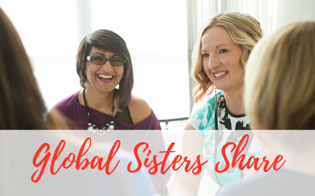 Global Sisters Share – ONLINE Event for Active Members