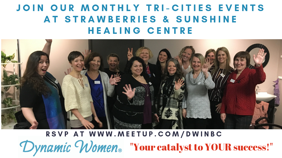 (Tri-Cities) Dynamic Women® Monthly Event